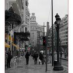 Rote Ampeln in Valencia