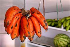 rote Bananen