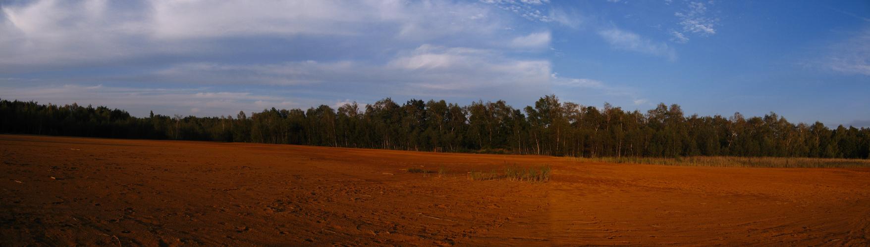 Rote Erde - Tagebau 2