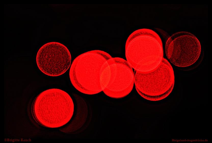 Rote Kreise