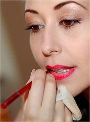 ...Rote Lippen...