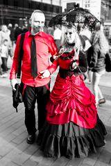 rote Robe