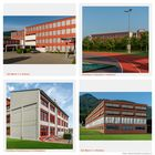 Rote Schulhäuser
