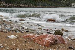Rote Steine