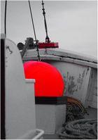 Roter Ballon ...
