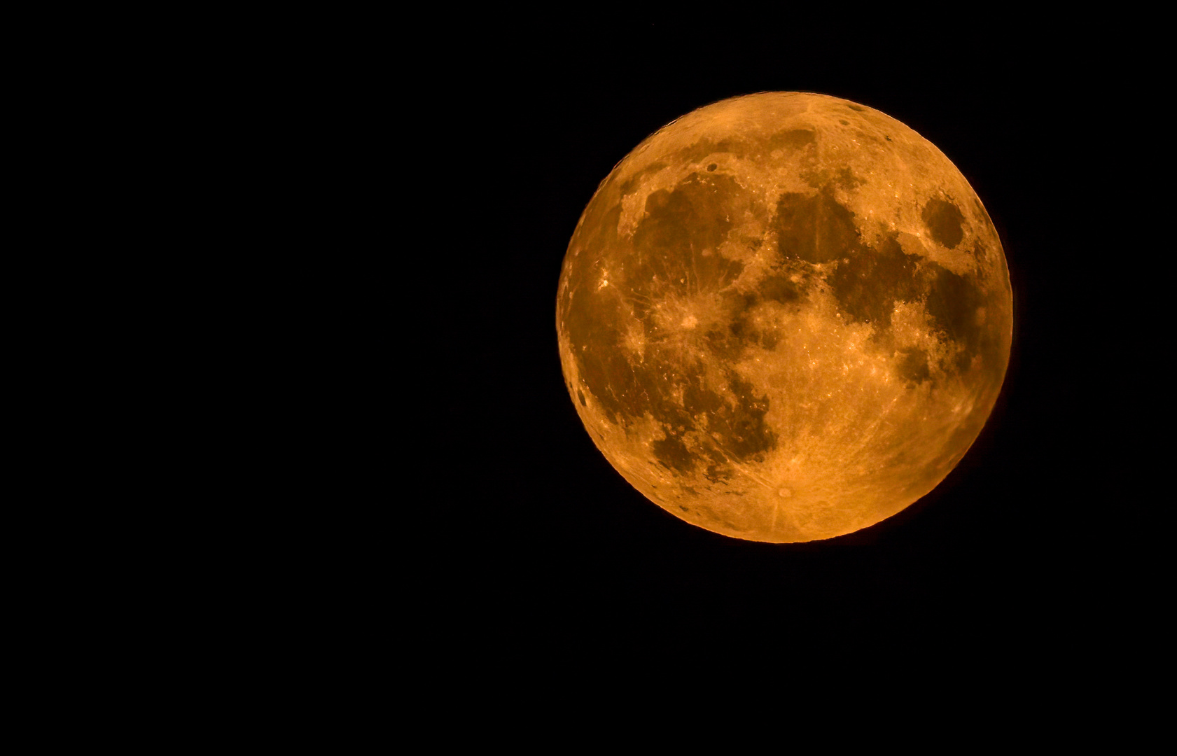 Roter Mond 23.07.2021