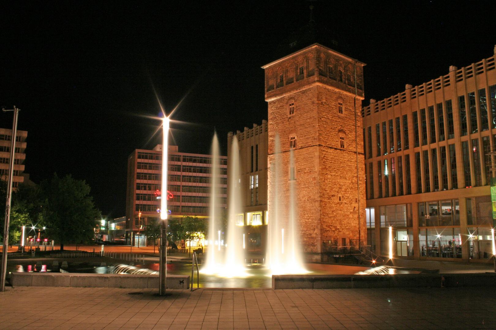 Roter Turm in Chemnitz