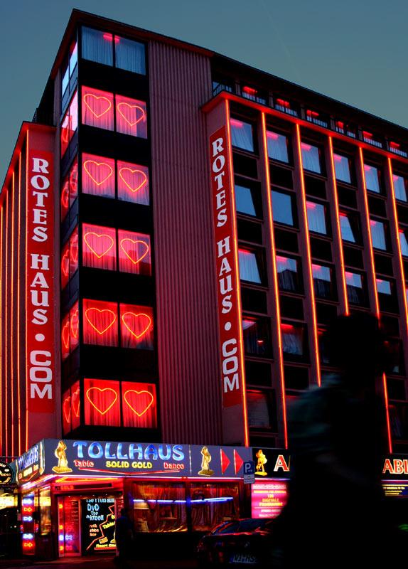 Rotes Haus Foto & Bild | deutschland, europe, hessen