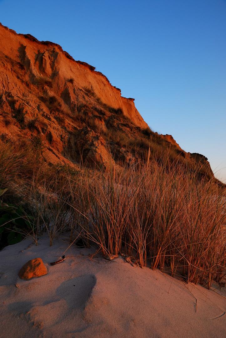 Rotes Kliff Sylt