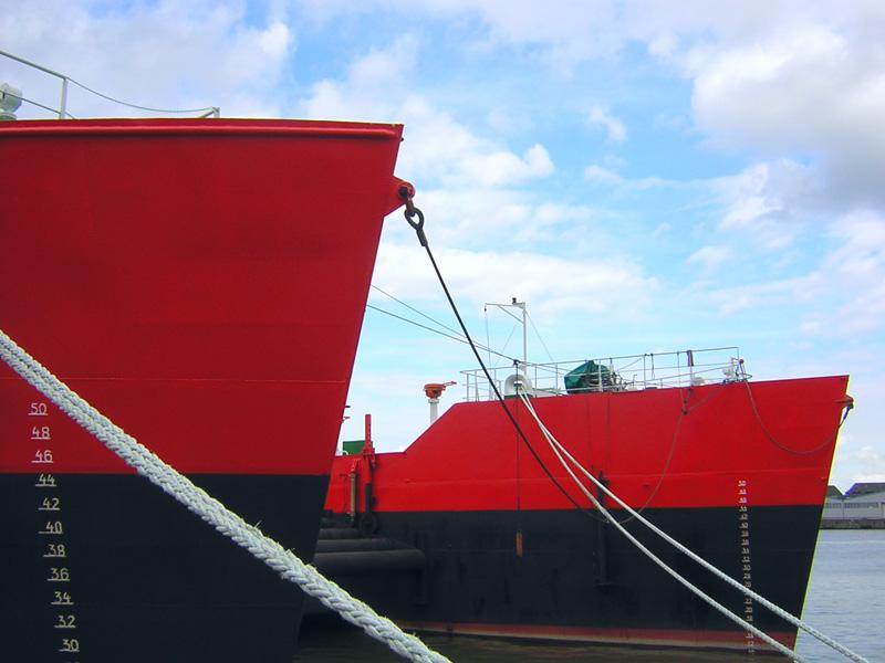 Rotes Schiff, wer kennt es ?