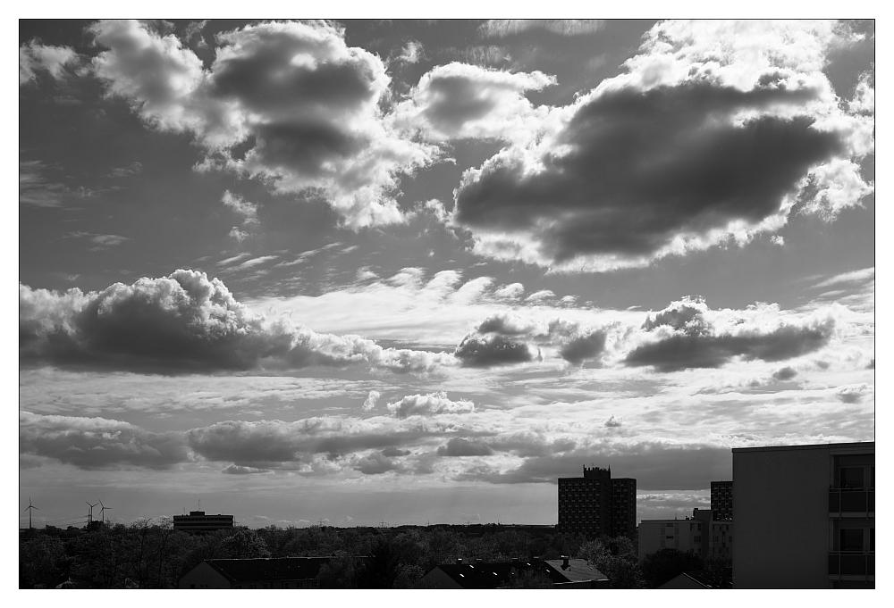 Rotfilterwolken