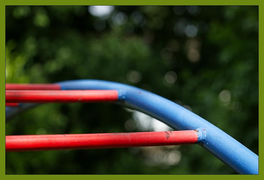 Rot/Grün (Blau)
