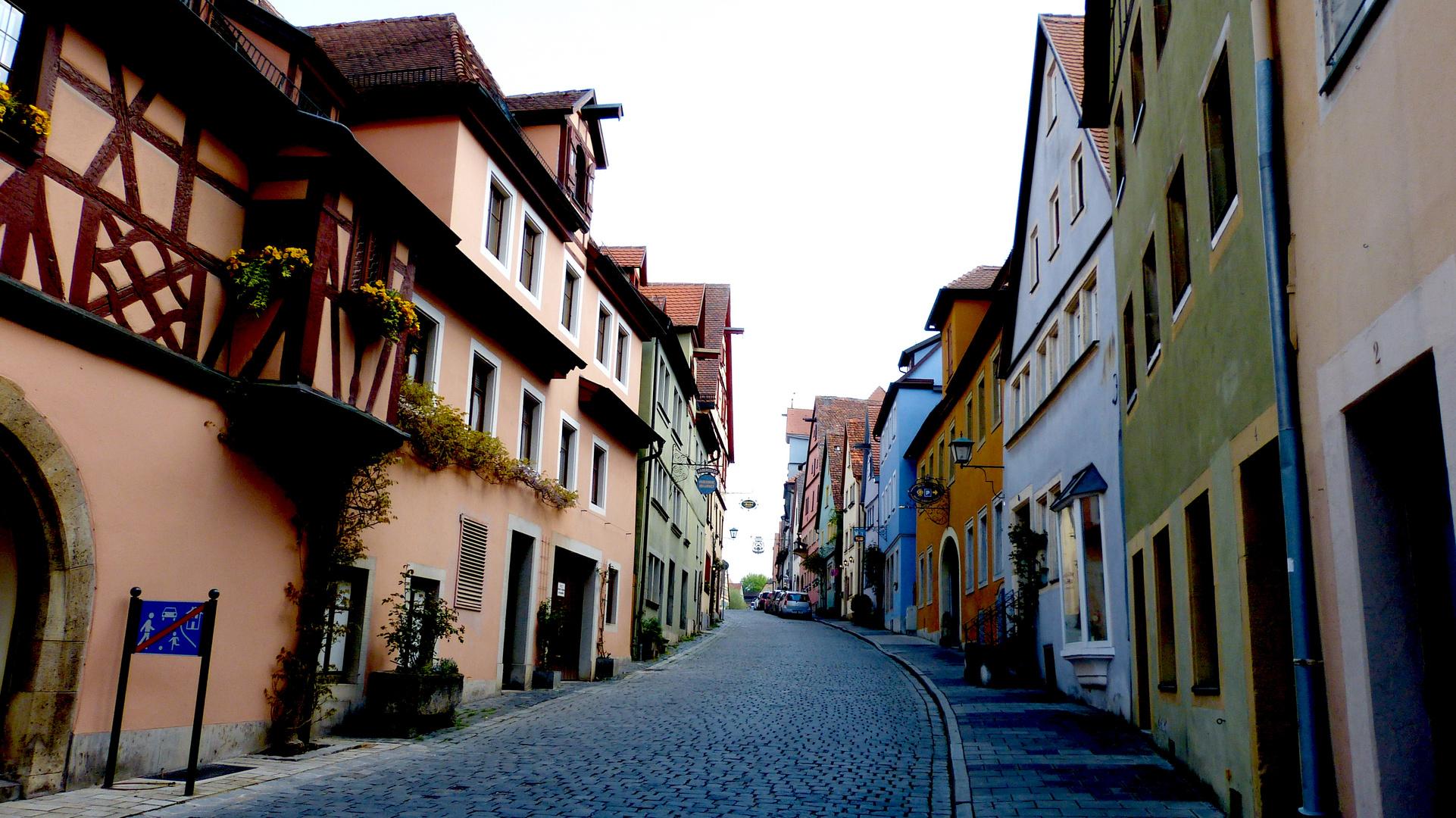 Rothenburg ob der Tauber 5
