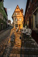 Rothenburg ob der Tauber - Bräustüble