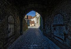 Rothenburg ob der Tauber - das Klingentor