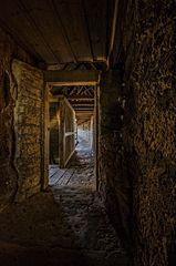 Rothenburg ob der Tauber - die Stadtmauer