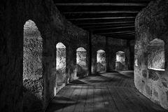 Rothenburg ob der Tauber - in der Spitalbastei