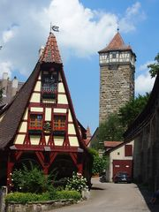 Rothenburg o.d. Tauber 4