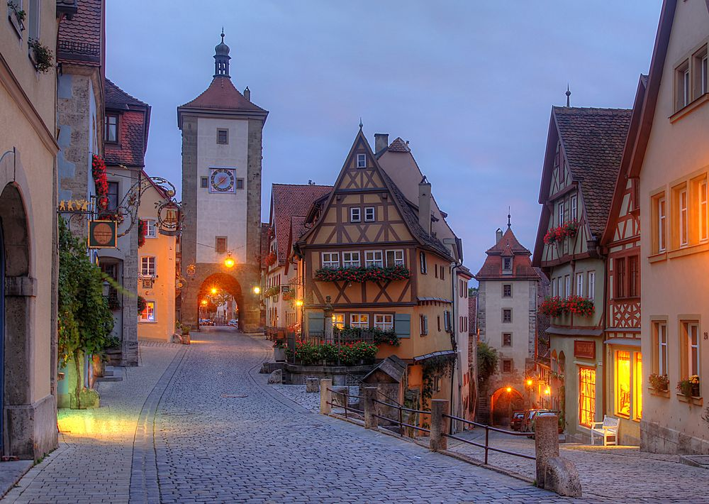 Rothenburg odT 1