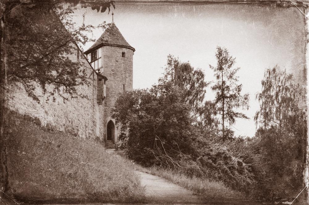 Rothenburger Stadtmauer