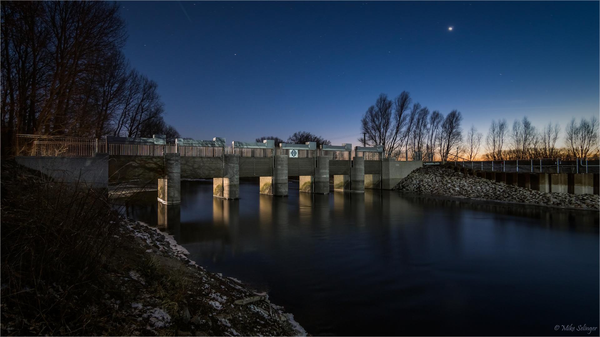 Rothenförder Wehr 2017