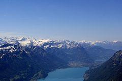 Rothorn, Brienzersee und Interlaken