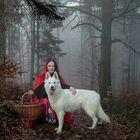 Rotkäppchen und der liebe Wolf...