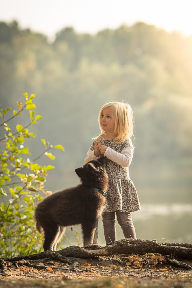 rotkäppchen und der miniwolf foto  bild  kinder kinder