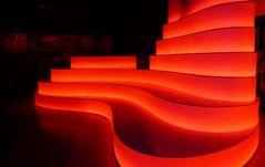 Rotlicht Sitzecke