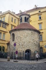 Rotonda románica de Santa Cruz
