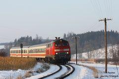 Rottal-IC im Schnee II