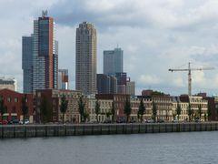 Rotterdam am Hafen