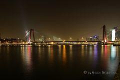 Rotterdam bei Nacht 1