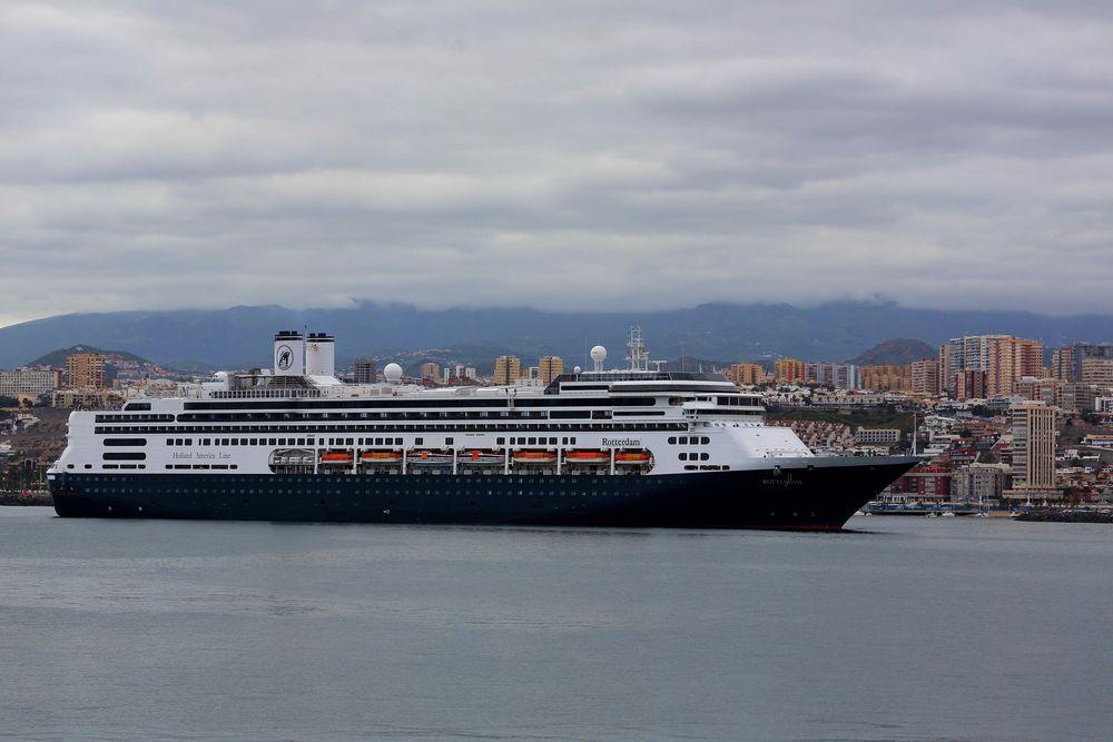 """""""Rotterdam"""" in Las Palmas"""
