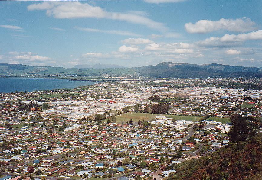 Roturora, Neuseeland