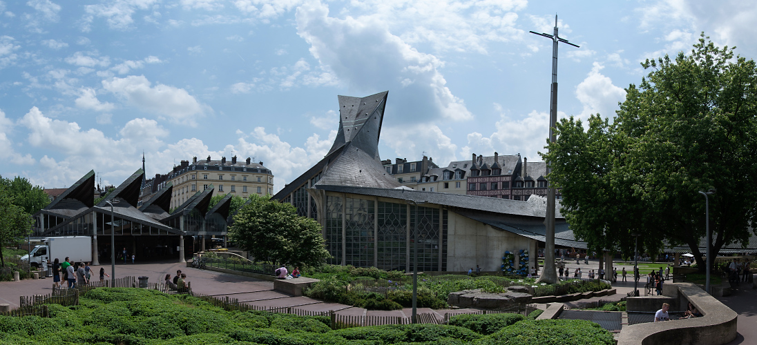 Rouen Alter Markt