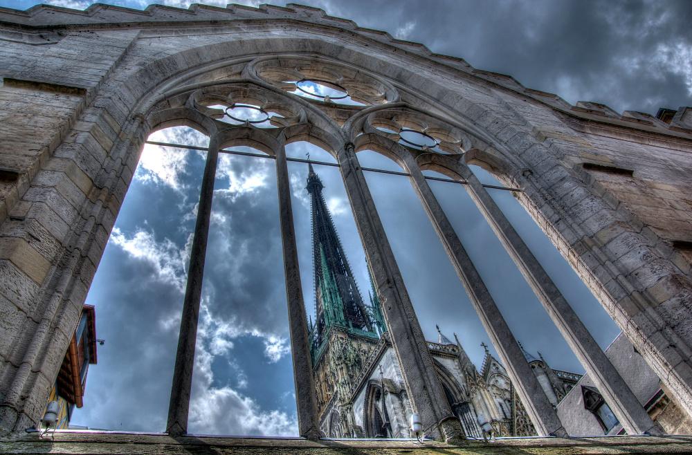 Rouen Kathedrale 3