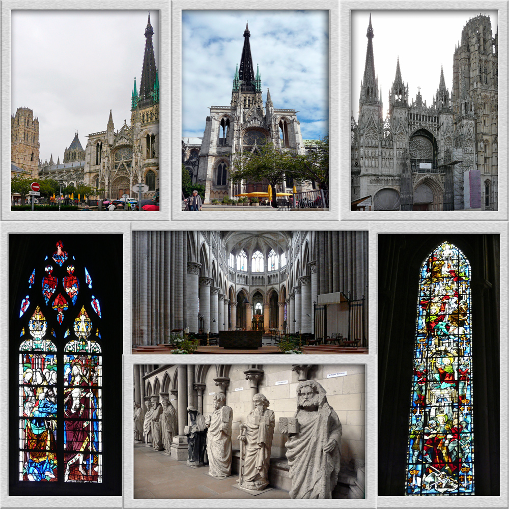 Rouen - Kathedrale