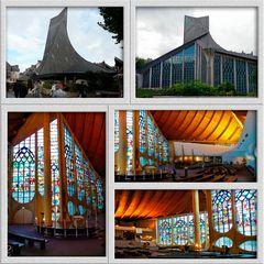Rouen -Kirche Saint D'Arc