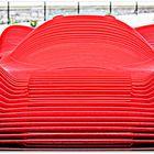 rouge Ferrari..