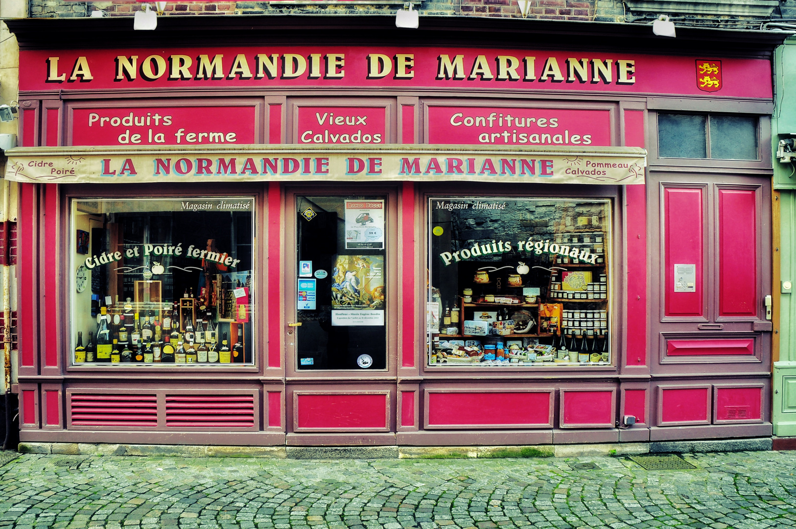 Rouge normand