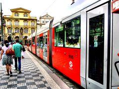 Rouge-tram