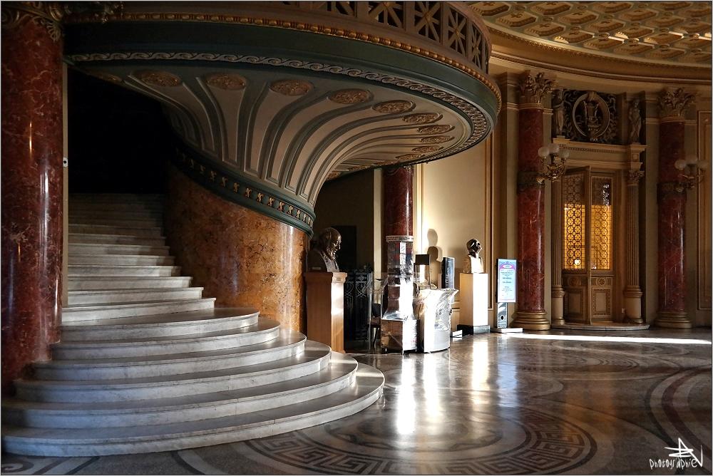 Roumanie - Bucarest - Romanian Athenaeum (Athénée roumain)
