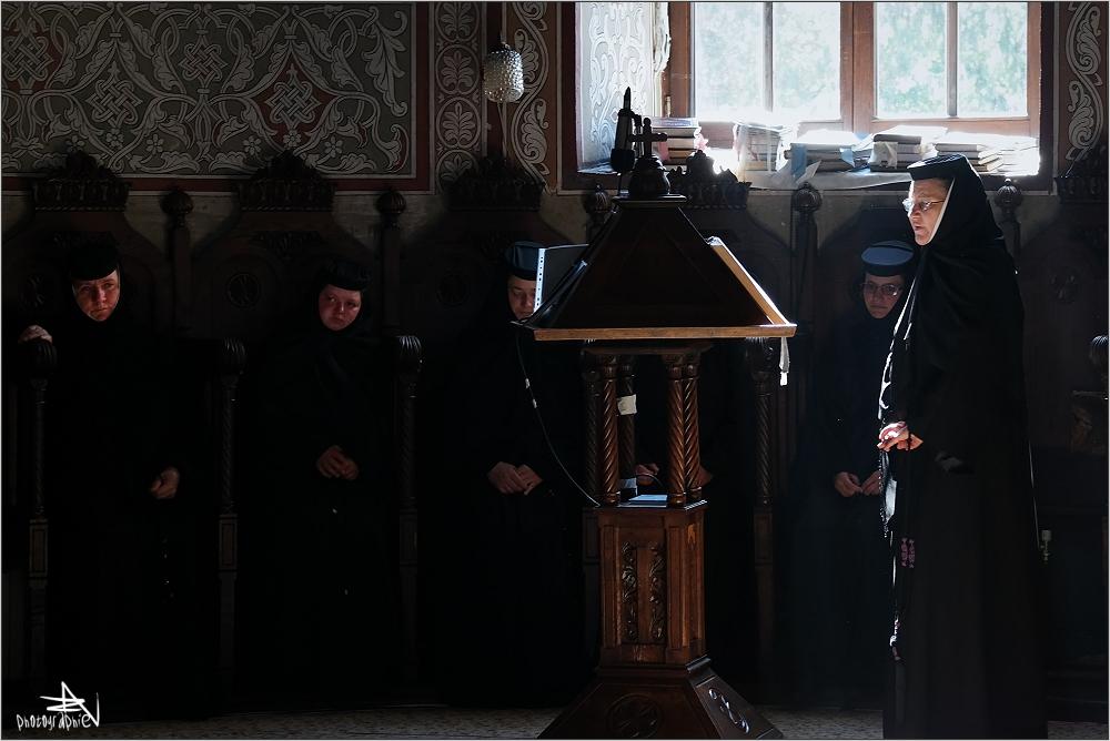 Roumanie - Monastère Celic Dere - env. de Tulcea