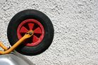 round the wheel