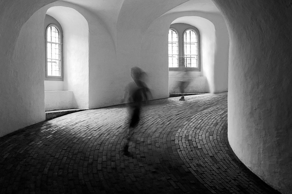Roundtower ghosts