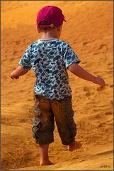 Roussillon - enfant