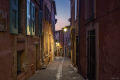 Roussillon - sehr früh