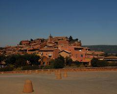 Roussillon Traumhaftes Ockerdorf