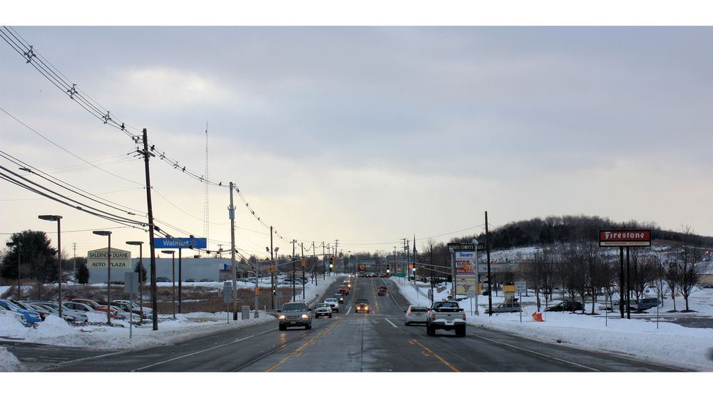 Route 206 South